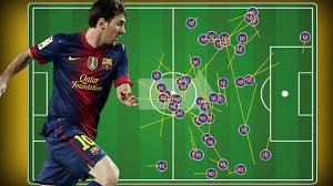 Statystki: Betis Sewilla 1-2 FC Barcelona