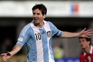 Messi strzelił więcej bramek niż jakikolwiek zespół w Argentynie