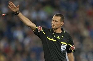 Znany arbiter spotkania Valladolid-Barça