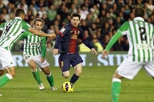 Leo Messi wśród finalistów do Nagrody Laureusa