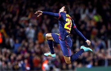 Wspaniałe widowisko: FC Barcelona 4-1 Atlético Madryt