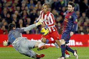 Barça bije rekord bramkowy
