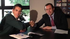 Cristian Tello podpisał kontrakt do 2016 roku