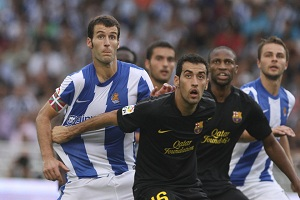 Znana data spotkania Sociedad-Barça