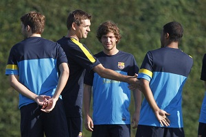 Granada chce transferu Sergi Roberto