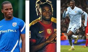 Afrykańska Złota Piłka nie dla Songa