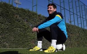 100 bramek Leo Messiego w 2012 roku