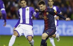 Crack meczu Valladolid – Barça