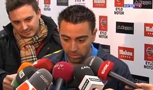 Xavi: Zwycięstwo dedykujemy Tito