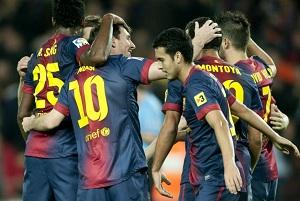 Barça w drodze po tryplet