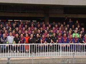 Weterani Barçy solidaryzują się z Tito