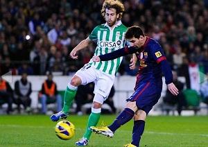 Messi detronizujący Müllera w zestawieniu FIFA
