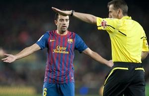 Znany arbiter spotkania Barça-Córdoba