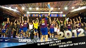 Barça Intersport: 12 zdjęć podsumowujących rok 2012