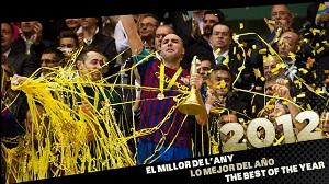 Barça Alusport: 12 zdjęć podsumowujących rok 2012