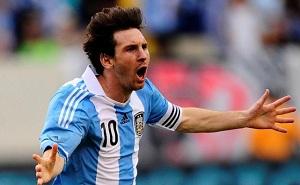 Messi najlepszym międzynarodowym strzelcem