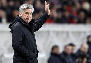 Ancelotti: Jedynie Barça jest nietykalna