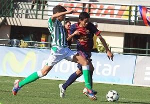FC Barcelona Infantil B - międzynarodowy turniej U12