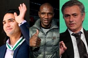 Abidal, Falcao i Mourinho nagrodzeni