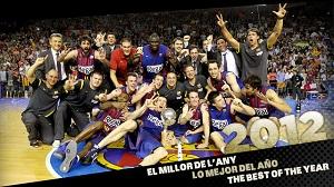 Barça Regal: 12 zdjęć podsumowujących rok 2012