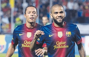 Oferty dla Daniego Alvesa i Adriano