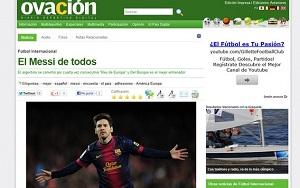 Messi i Barça triumfują w Urugwaju