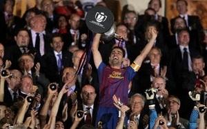 14 tytułów Barçy w 2012 roku