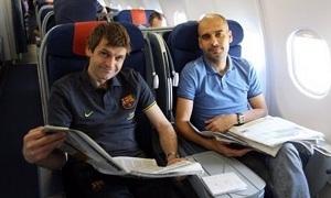 Najlepsze zdjęcia Barçy z 2012 roku