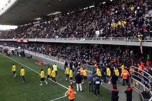 otwarty trening na Miniestadi - FC Barcelona