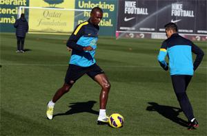 Barça zaprzecza chęci rozwiązania umowy z Abidalem