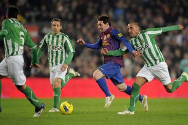 Zapowiedź meczu Betis Sewilla – FC Barcelona