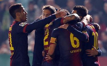 Córdoba CF – FC Barcelona 0-2