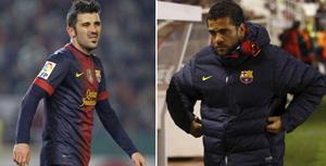 Villa i Alves na wylocie z Barcelony?