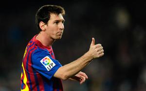 Messi najlepszym piłkarzem roku 2012 według World Soccer
