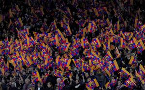 Fiesta totalna na Camp Nou