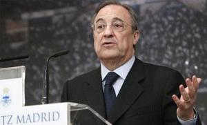 Florentino Pérez wspiera Tito Vilanovę