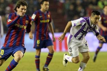 Zapowiedź meczu Real Valladolid – FC Barcelona