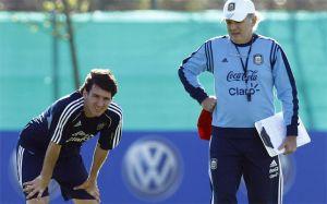 Sabella: Messi jest z innej planety
