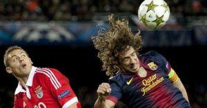 Carles Puyol: Czasem graliśmy lepiej