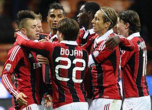 Potencjalni rywale w Lidze Mistrzów: AC Milan