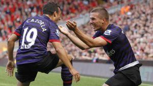 Potencjalni rywale w Lidze Mistrzów: Arsenal Londyn