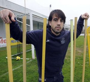 Beñat: Xavi jest tam, gdzie Messi