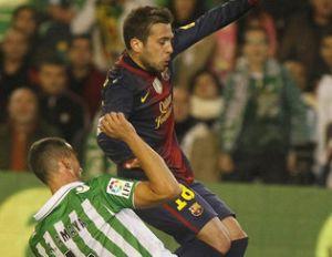 Ciekawostki z meczu Betis – Barça