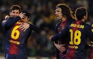Rekordowe zarobki w Barcelonie