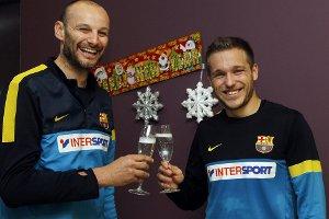 Víctor Tomás: Barça nie jest warta bycia drugą