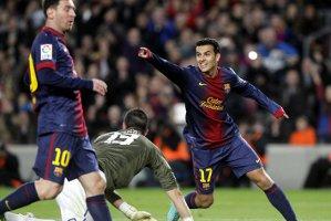 Pedro świętuje 5 lat w barwach Barçy