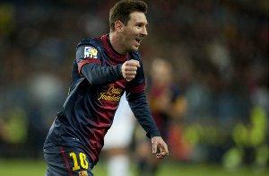 Messi wyprzedza 16 zespołów z ligi