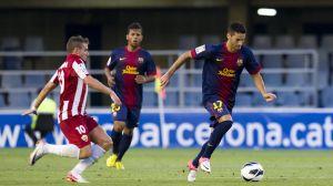 Barcelona B remisuje w meczu z Almeríą