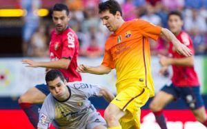 Andrés Fernández: Pojedziemy na Camp Nou, aby wywieźć jakieś punkty