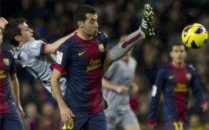 Ciekawostki z meczu FC Barcelona – Osasuna